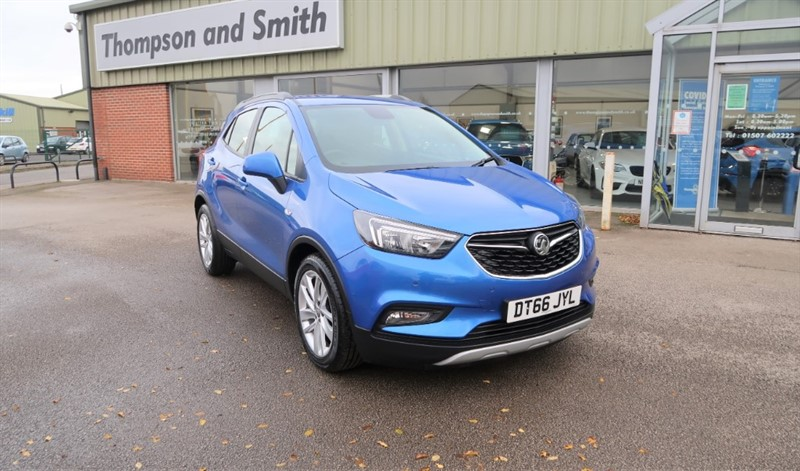 used Vauxhall Mokka X Active 1.4i Turbo (140PS) 5dr Automatic in louth