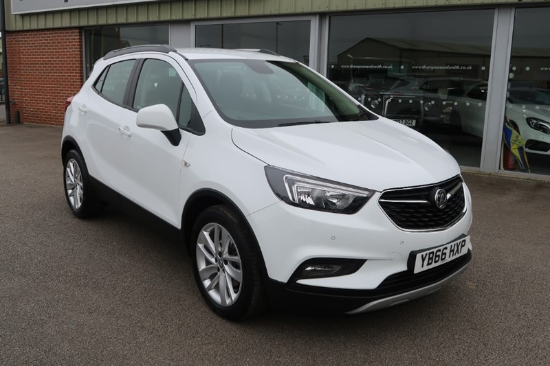 used Vauxhall Mokka X Active 1.6i (115PS) 5dr start/stop in louth
