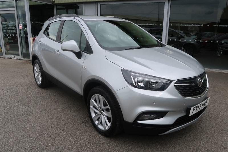 used Vauxhall Mokka X Design Nav 1.6CDTi (136PS) 5dr start/stop in louth