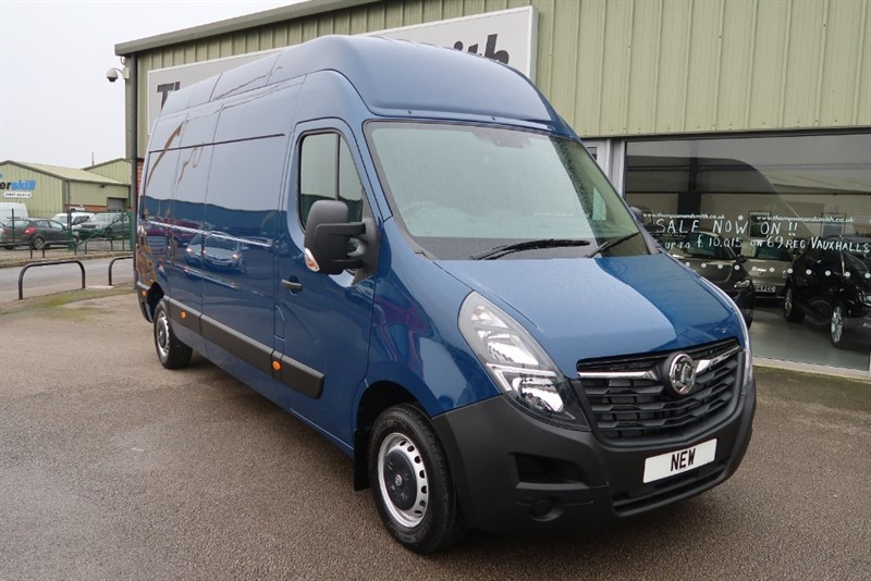 used Vauxhall Movano 2.3 CDTi (135Ps) L3 H3 Panel Van NEW MODEL ! SAVE £14900 ! in louth
