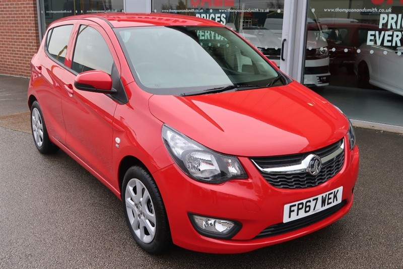 used Vauxhall Viva SE 1.0i 75PS 5dr A/C in louth