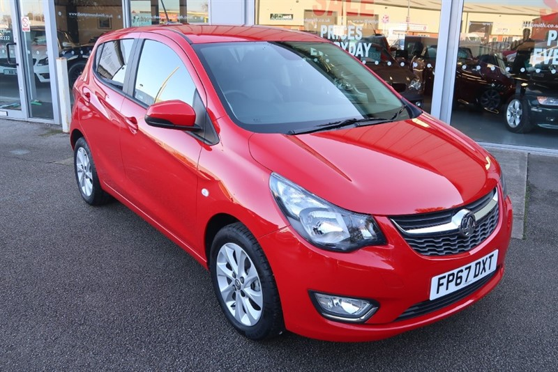 used Vauxhall Viva SL 1.0i 75PS 5dr in louth