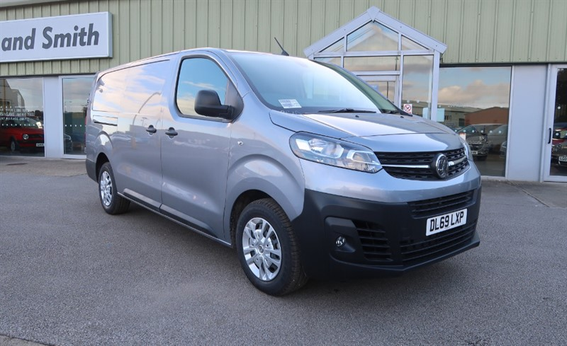 used Vauxhall Vivaro L2 H1 Dynamic 2900 1.5 (100PS) Turbo D S/S, Delivery Miles Massive Saving! in louth
