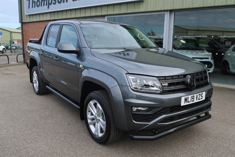 used VW Amarok 3.0V6 Tdi Highline 225PS Auto 4Motion Hawk Edition in louth