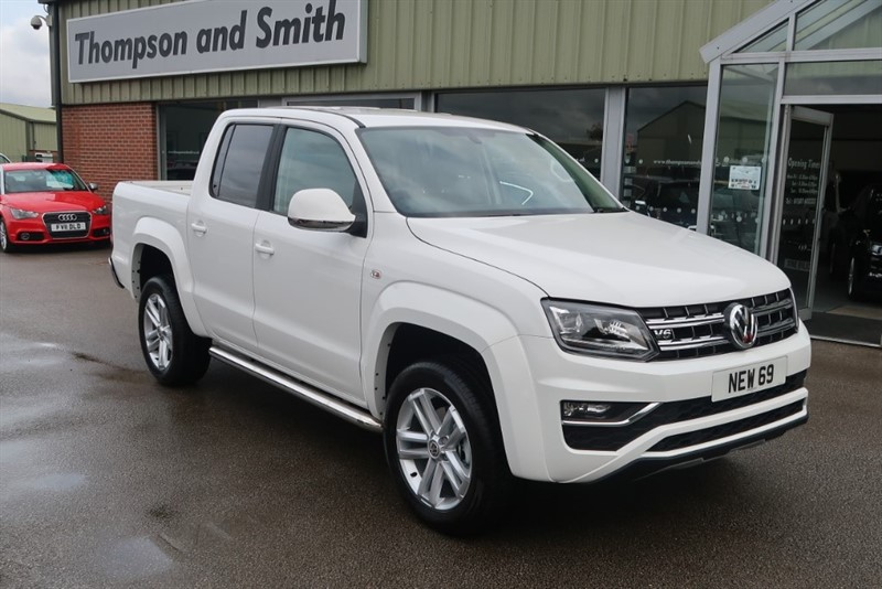 used VW Amarok 3.0TDi V6 204Ps Highline 4MOTION Auto in louth