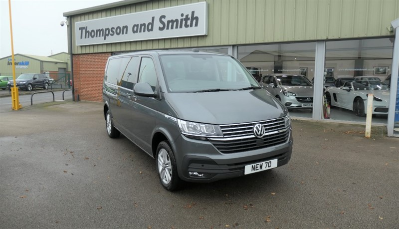 used VW Caravelle 6.1 SE Caravelle 2.0 TDI (150Ps) 7 Speed Auto LWB in louth