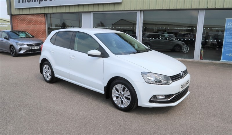 used VW Polo 1.2 (90Bhp) SE TSI 5dr hatchback in louth