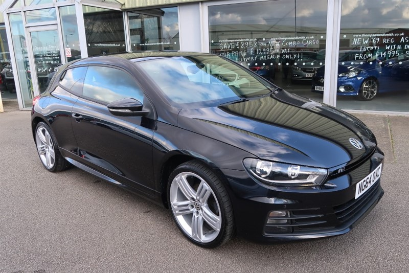 used VW Scirocco R Line 2.0TDI Bluetec 150PS Coupe in louth