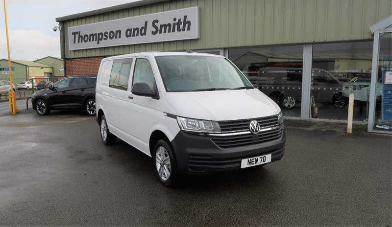 used VW Transporter 6.1 T30 TDI Kombi Startline 110PS 5 Seats & Tailgate in louth