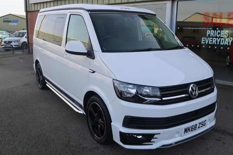 used VW Transporter Autohaus Ashton T6 150PS Highline 4 berth in louth