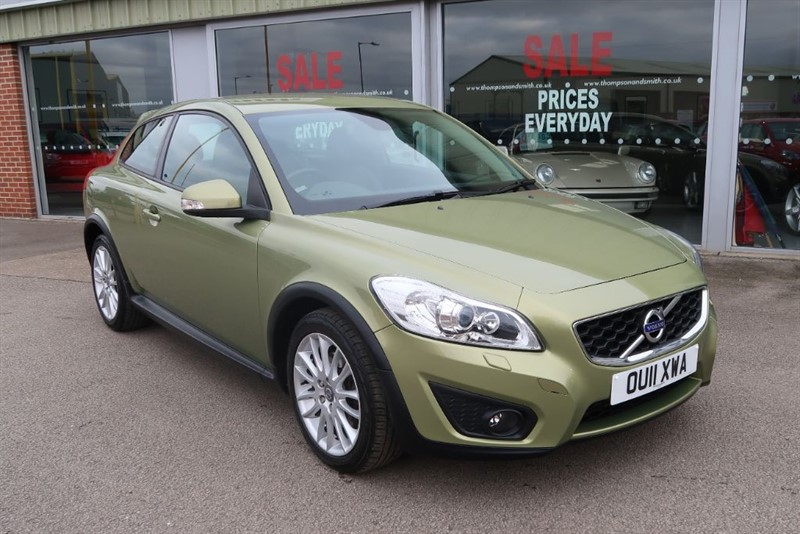 used Volvo C30 SE LUX 2.0D D3 Auto in louth