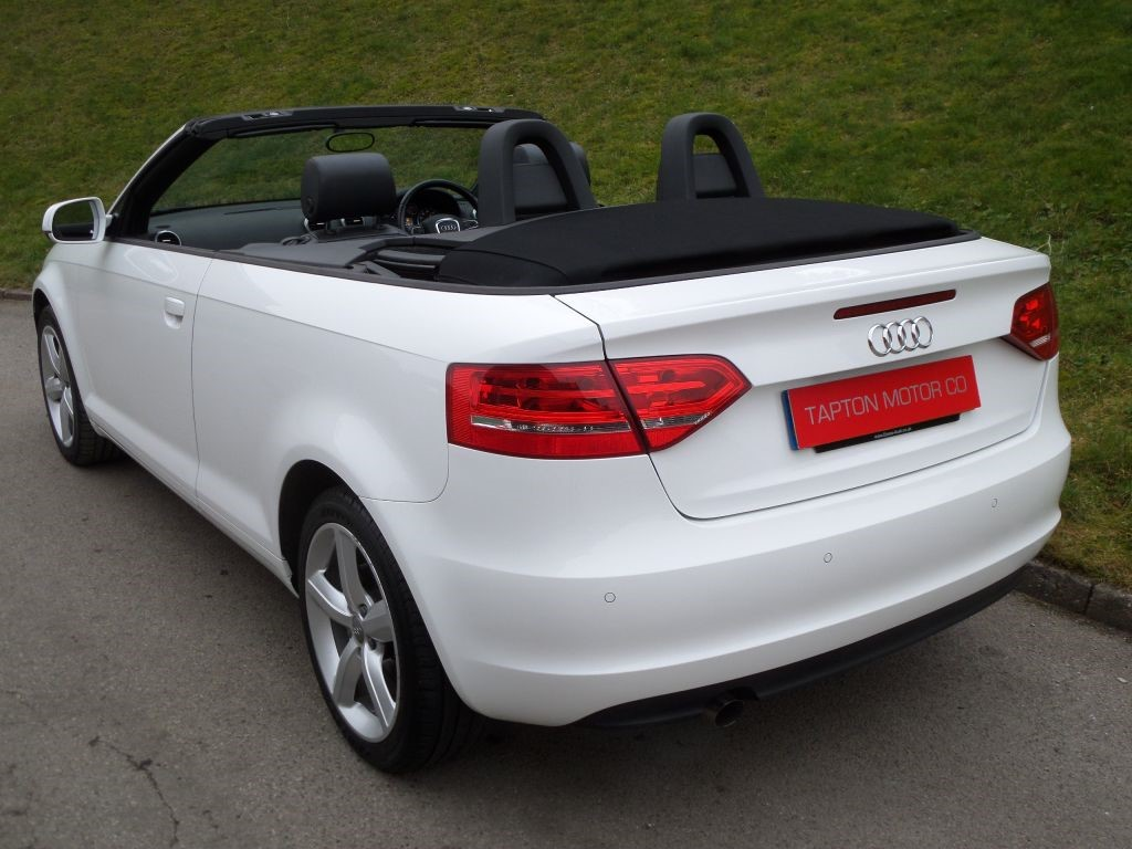 audi a3 cab in chesterfield derbyshire compucars. Black Bedroom Furniture Sets. Home Design Ideas