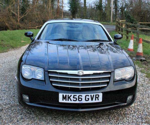 Used Black Chrysler Crossfire For Sale Essex