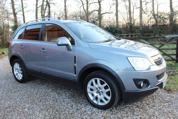Vauxhall Antara for sale