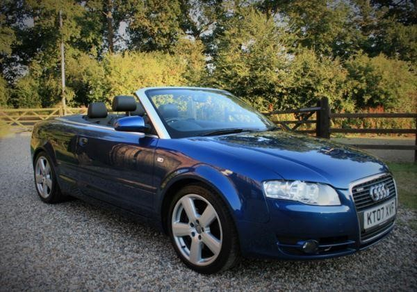 used Audi A4 T FSI S Line in chelmsford-essex