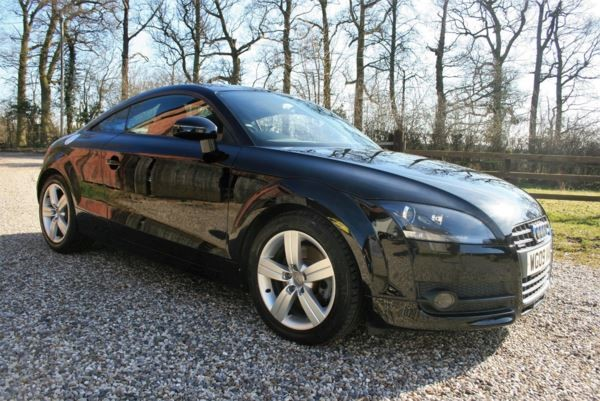 used Audi TT TDI Quattro in chelmsford-essex