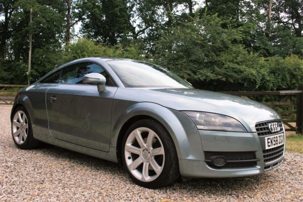 used Audi TT T FSI in chelmsford-essex