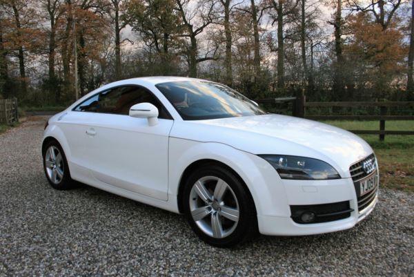 used Audi TT T FSI in chelmsford-essex