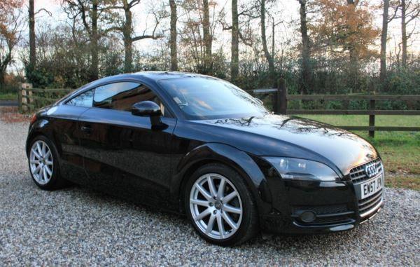 used Audi TT T FSI S Tronic Auto in chelmsford-essex