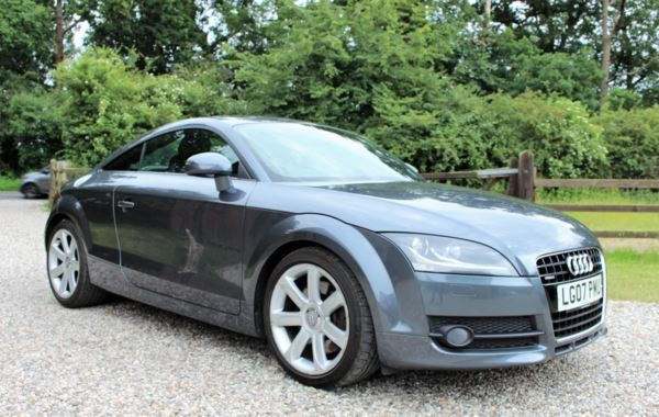 used Audi TT V6 Quattro 2dr in chelmsford-essex
