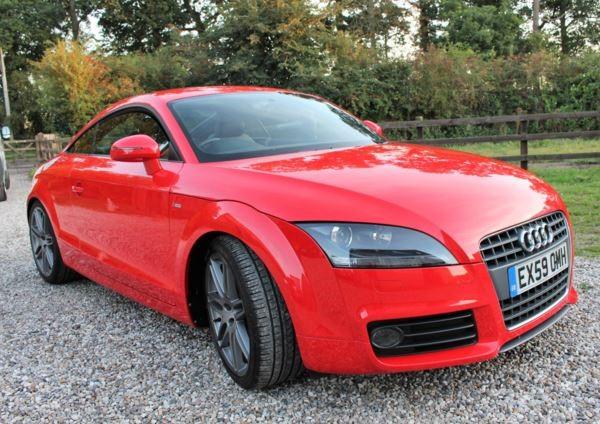 used Audi TT S LINE SP EDITION TFSI 45k FULL HISTORY GREAT SPEC in chelmsford-essex