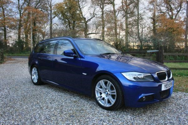 used BMW 320d 3 SERIES [184] M Sport in chelmsford-essex