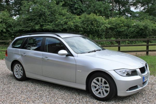 used BMW 320i 3 SERIES SE in chelmsford-essex
