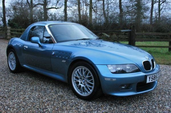 used BMW Z3 2.2 in chelmsford-essex