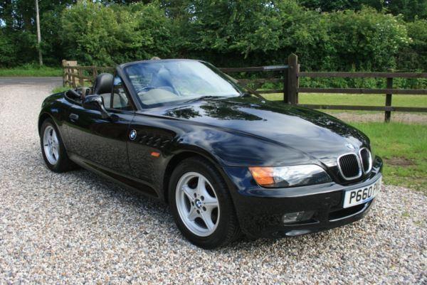 used BMW Z3 1.9 in chelmsford-essex