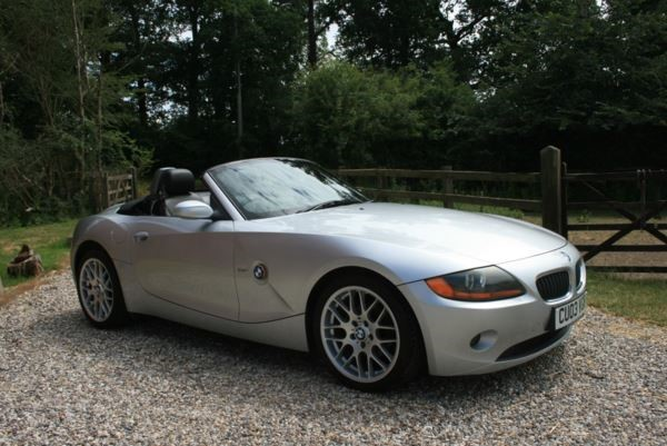 used BMW Z4 2.5i in chelmsford-essex
