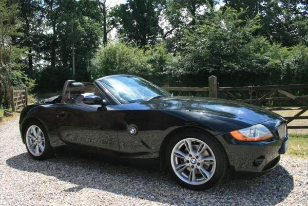 used BMW Z4 3.0i SE in chelmsford-essex