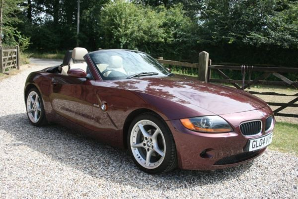 used BMW Z4 2.5i SE in chelmsford-essex