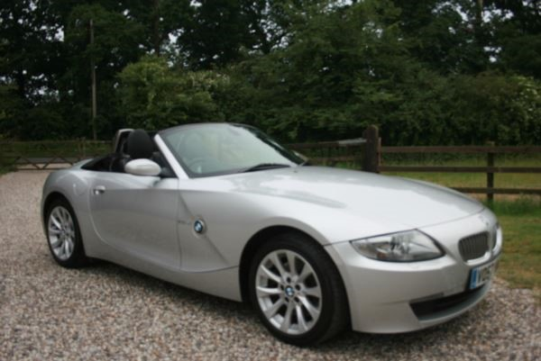 used BMW Z4 L SI 2dr in chelmsford-essex