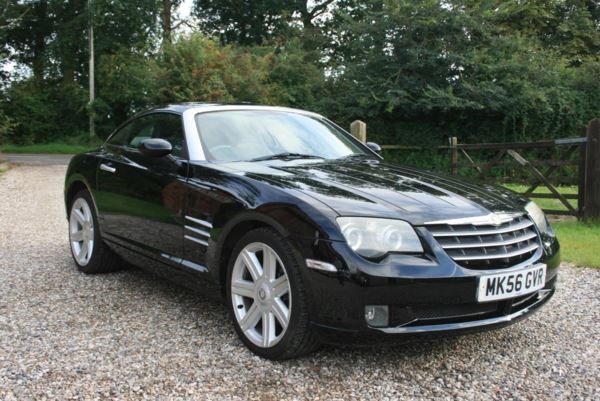 used Chrysler Crossfire V6 in chelmsford-essex