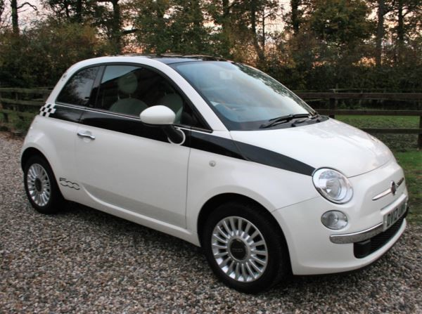 used Fiat 500 1.2 Lounge [Start Stop] in chelmsford-essex