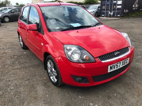 used Ford Fiesta ZETEC CLIMATE in chelmsford-essex
