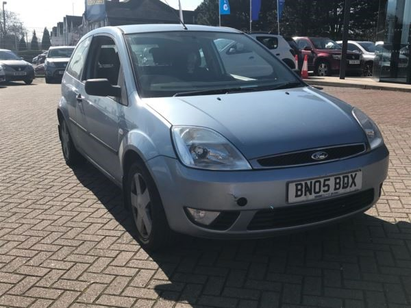used Ford Fiesta FLAME in chelmsford-essex