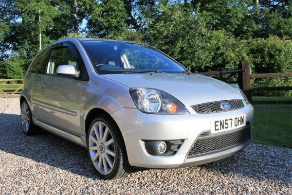 used Ford Fiesta ST in chelmsford-essex