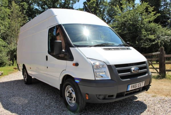 used Ford Transit 100 T350L RWD JUMBO in chelmsford-essex