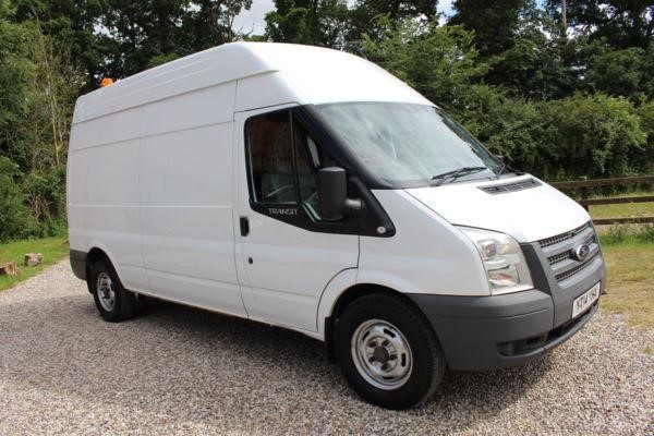 used Ford Transit High Roof Van TDCi 100ps Euro 5 in chelmsford-essex