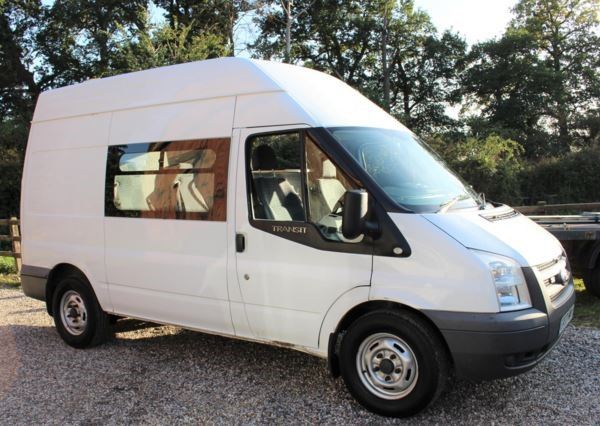 used Ford Transit High Roof Van TDCi 140ps in chelmsford-essex