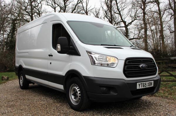 used Ford Transit TDCi 100ps H2 Van in chelmsford-essex