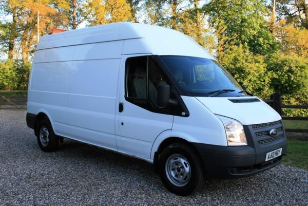 used Ford Transit High Roof Van Trend TDCi 125ps in chelmsford-essex