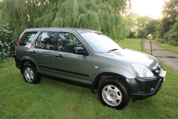 used Honda CR-V i-VTEC SE in chelmsford-essex