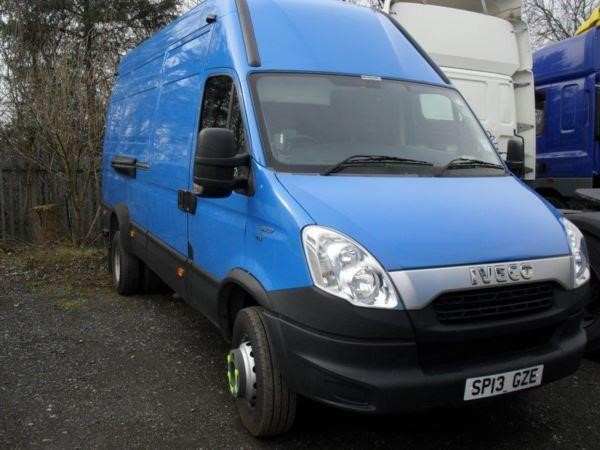 used Iveco Daily 65C17 in chelmsford-essex