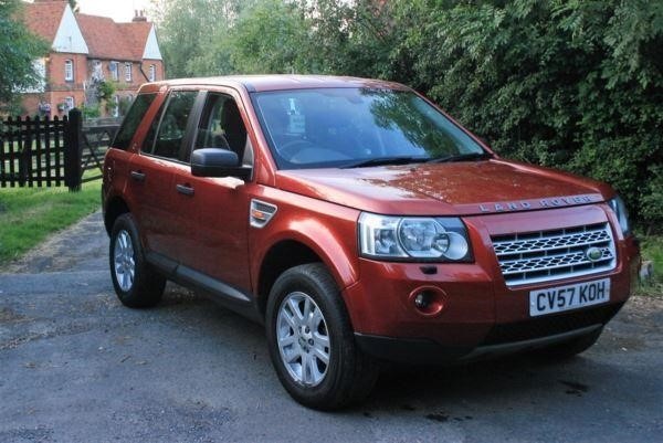 used Land Rover Freelander i6 XS Auto in chelmsford-essex
