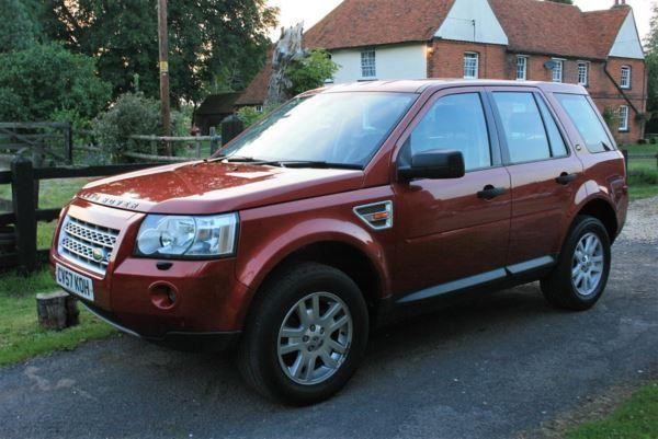 used Land Rover Freelander i6 XS 5dr Auto in chelmsford-essex