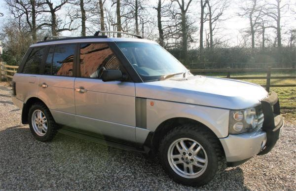 used Land Rover Range Rover V8 HSE Auto in chelmsford-essex