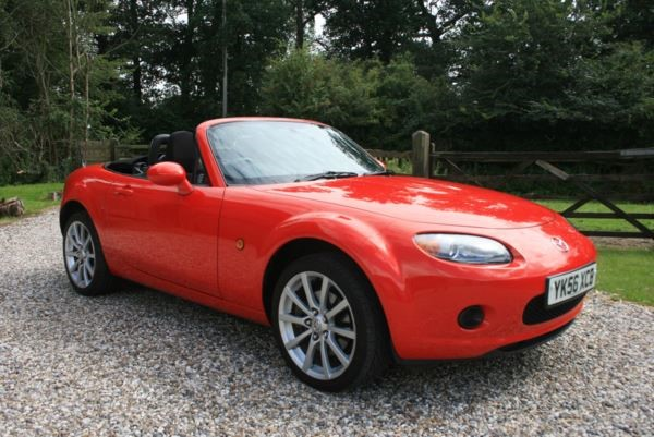 used Mazda MX-5 1.8i in chelmsford-essex