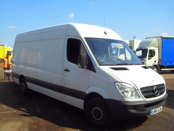 used Mercedes Sprinter 3.5t Van in chelmsford-essex